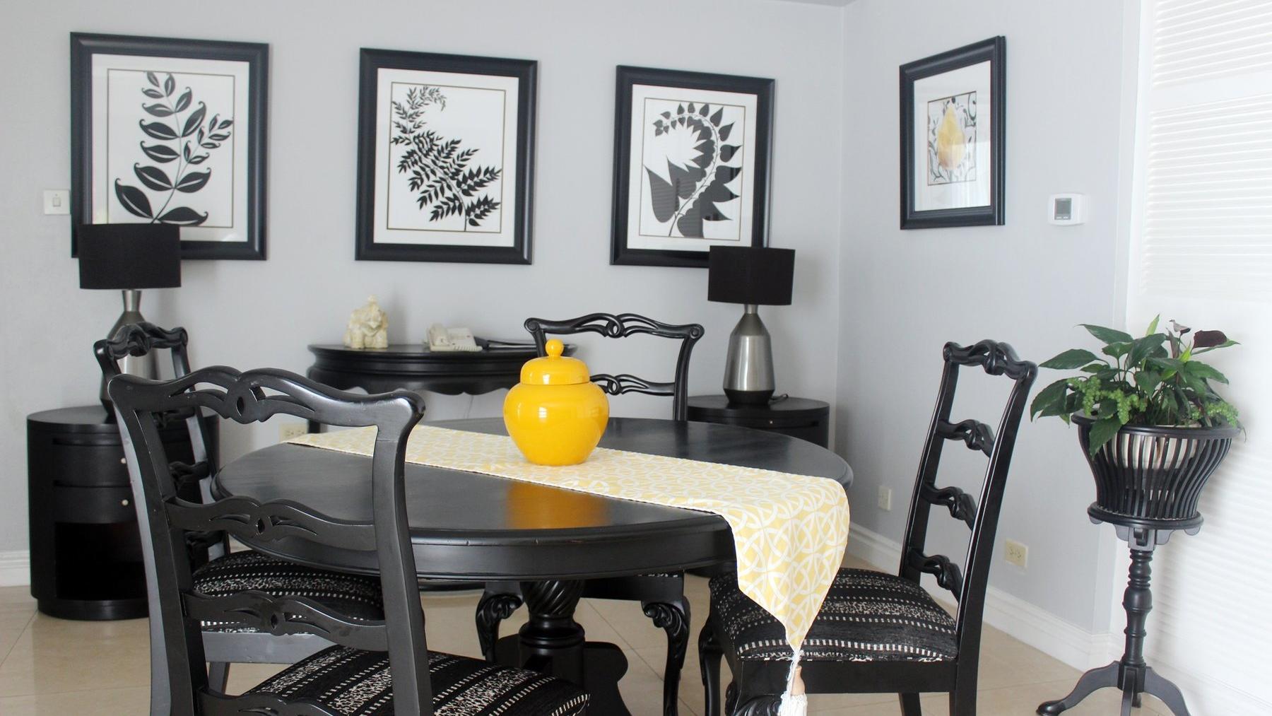 Liguanea Suite Dining Room