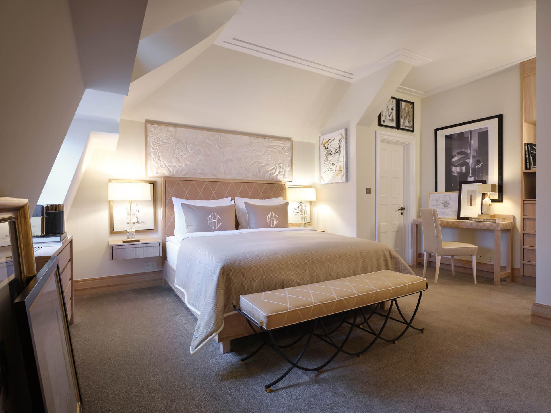 King Premium Junior Suite at Patrick Hellman Schlosshotel