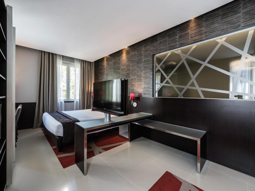 Junior Suite at Manin Hotel Milano