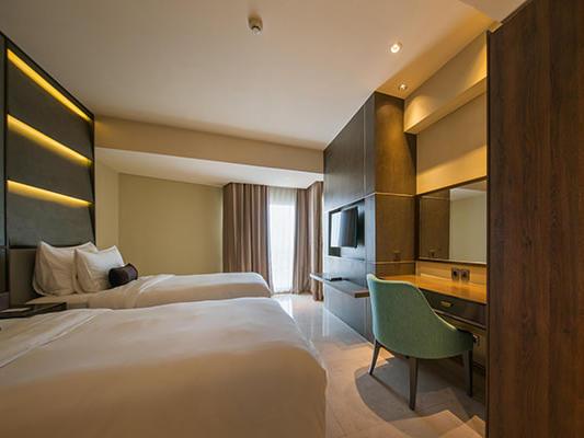 Two bedroom apartment in Vasa Hotel Surabaya