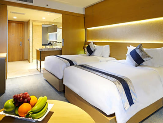 Select Room - Twin Bed