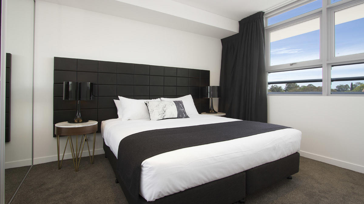 One Bedroom at Silkari Suites Chatswood