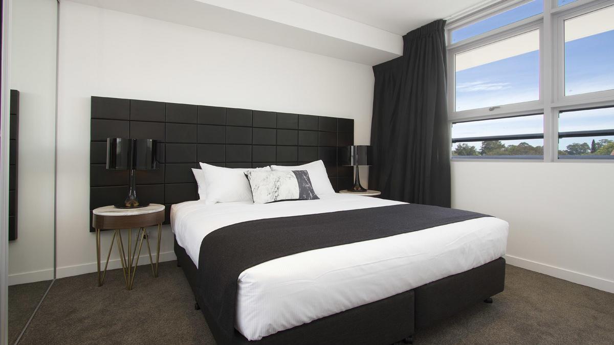 One Bedroom Suite at Silkari Suites Chatswood