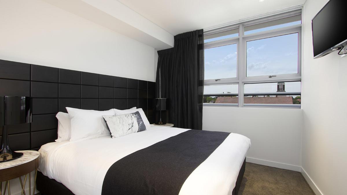 Two Bedrooms at Silkari Suites Chatswood