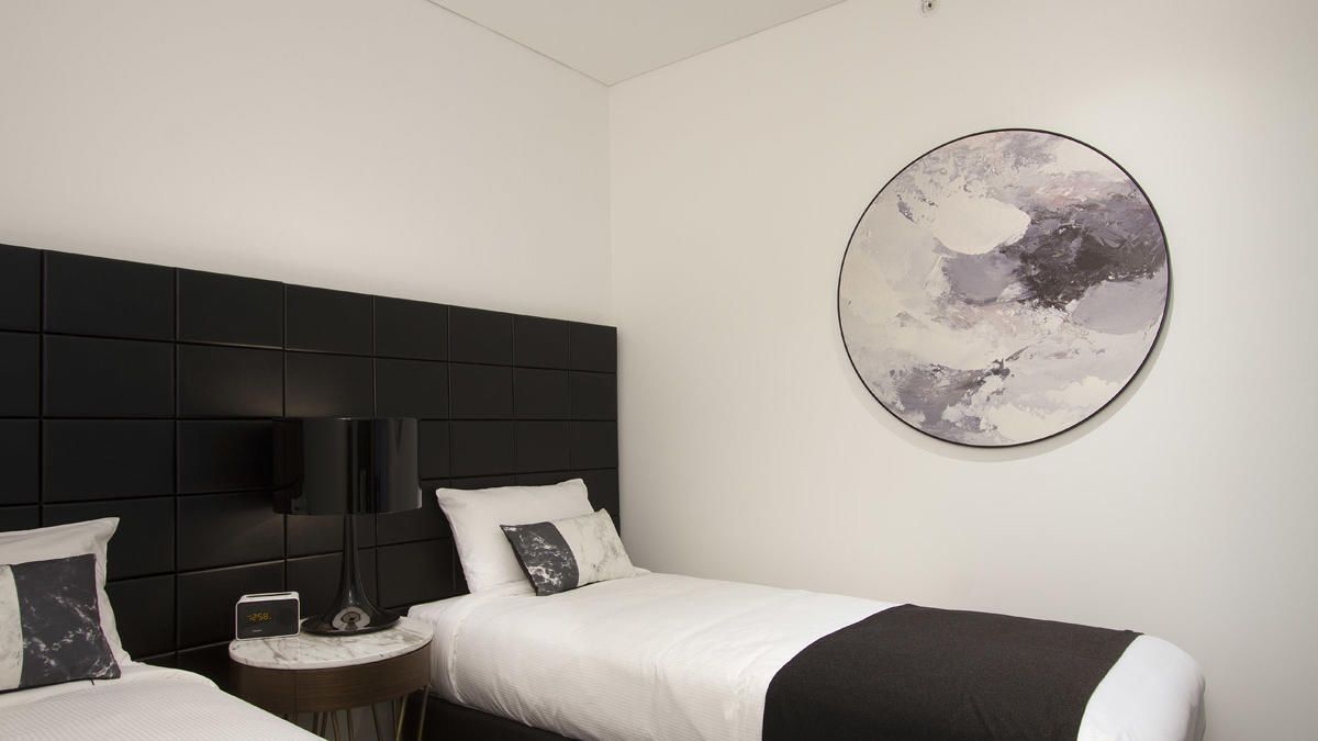 Two Bedroom Suite at Silkari Suites Chatswood