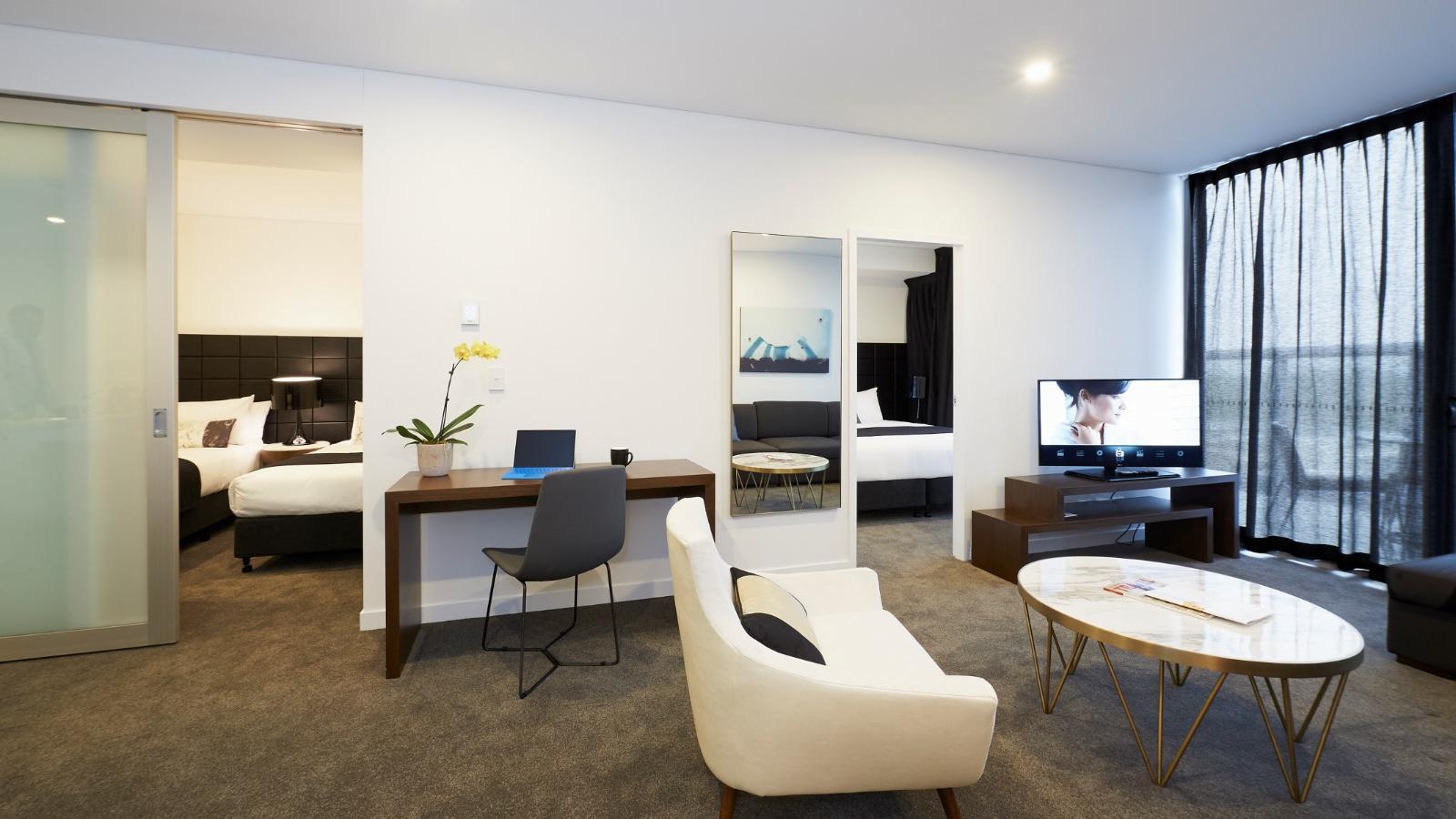 Terrace Two Bedroom at Silkari Suites Chatswood