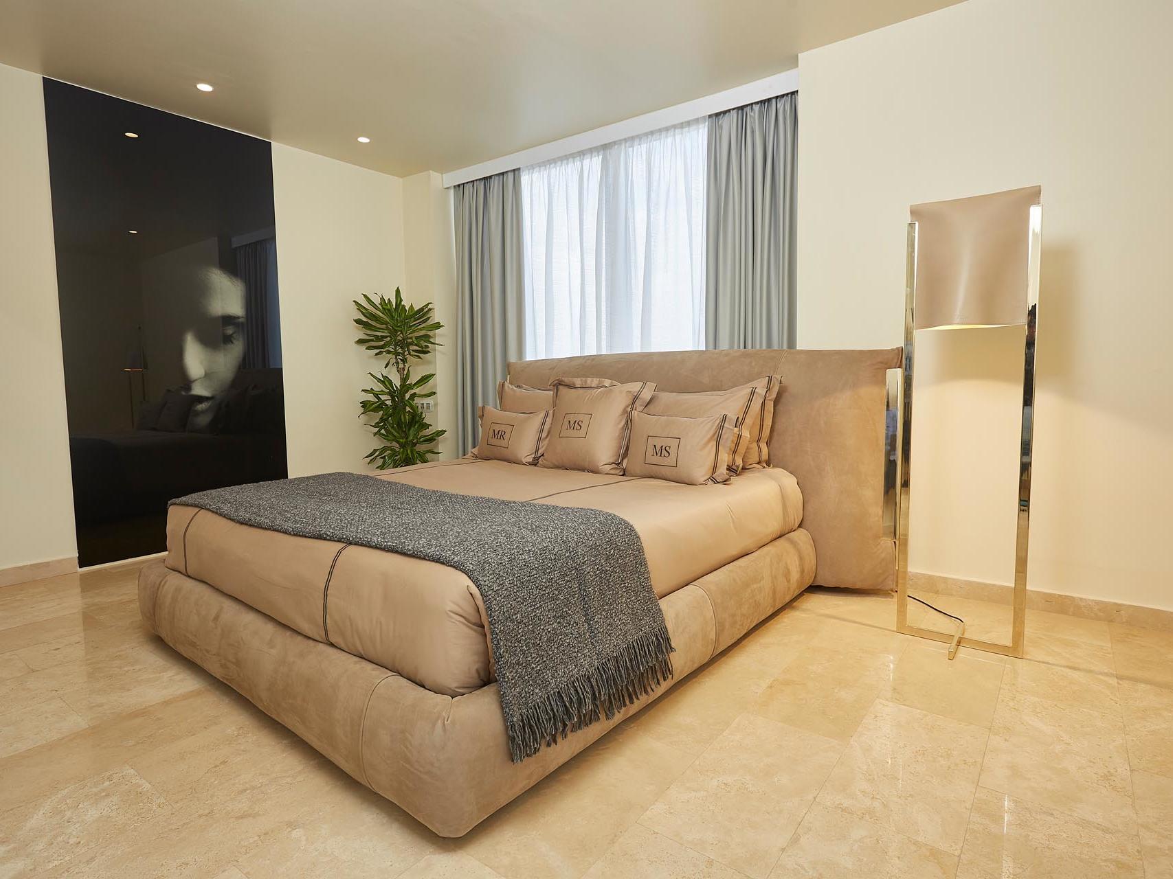 Three bedroom presidential penthouse suite at Kwarleyz Residence in Accra