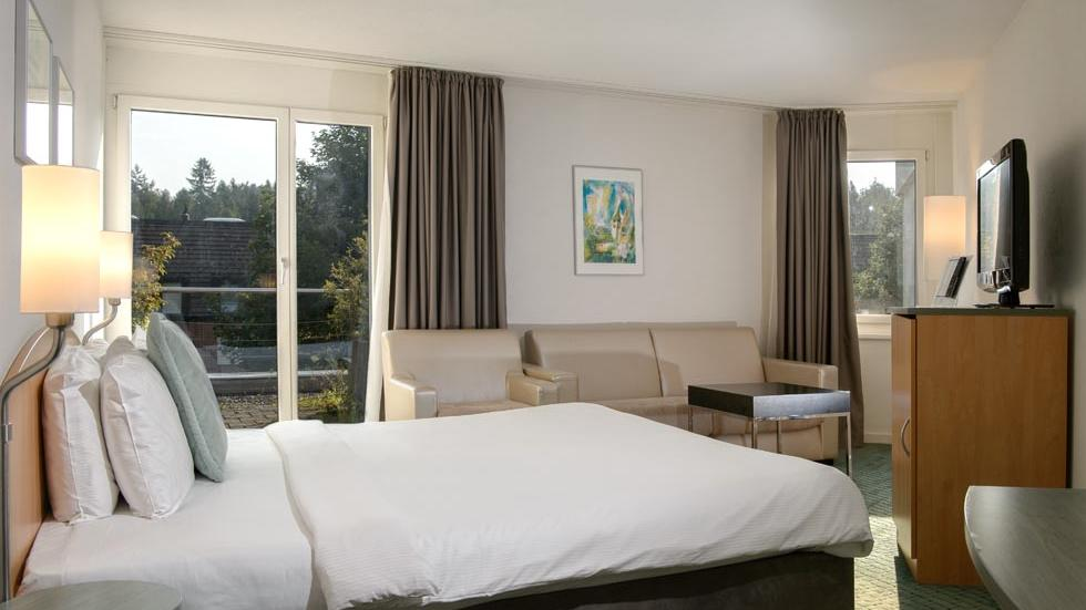 Standard Room at Apart-Hotel Zurich Airport