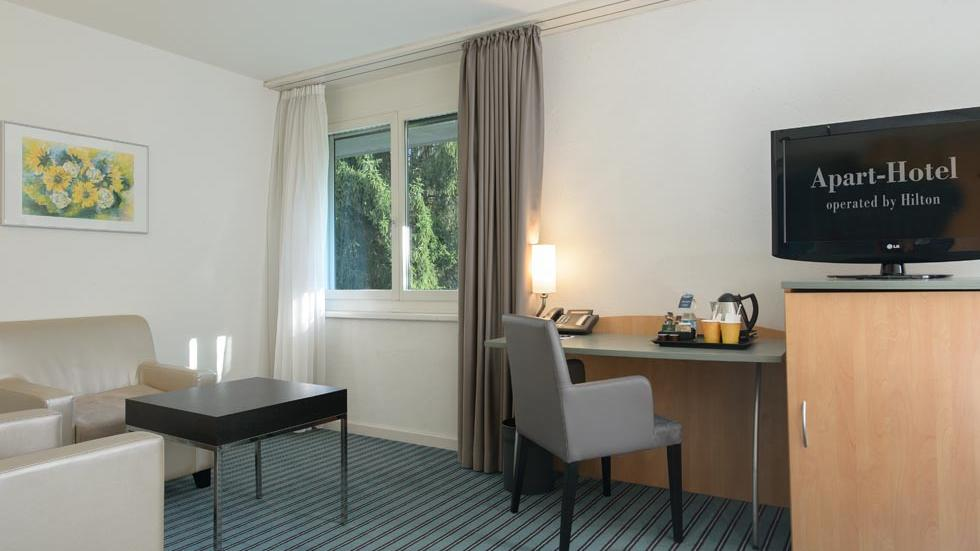 Superior Room at Apart-Hotel Zurich Airport
