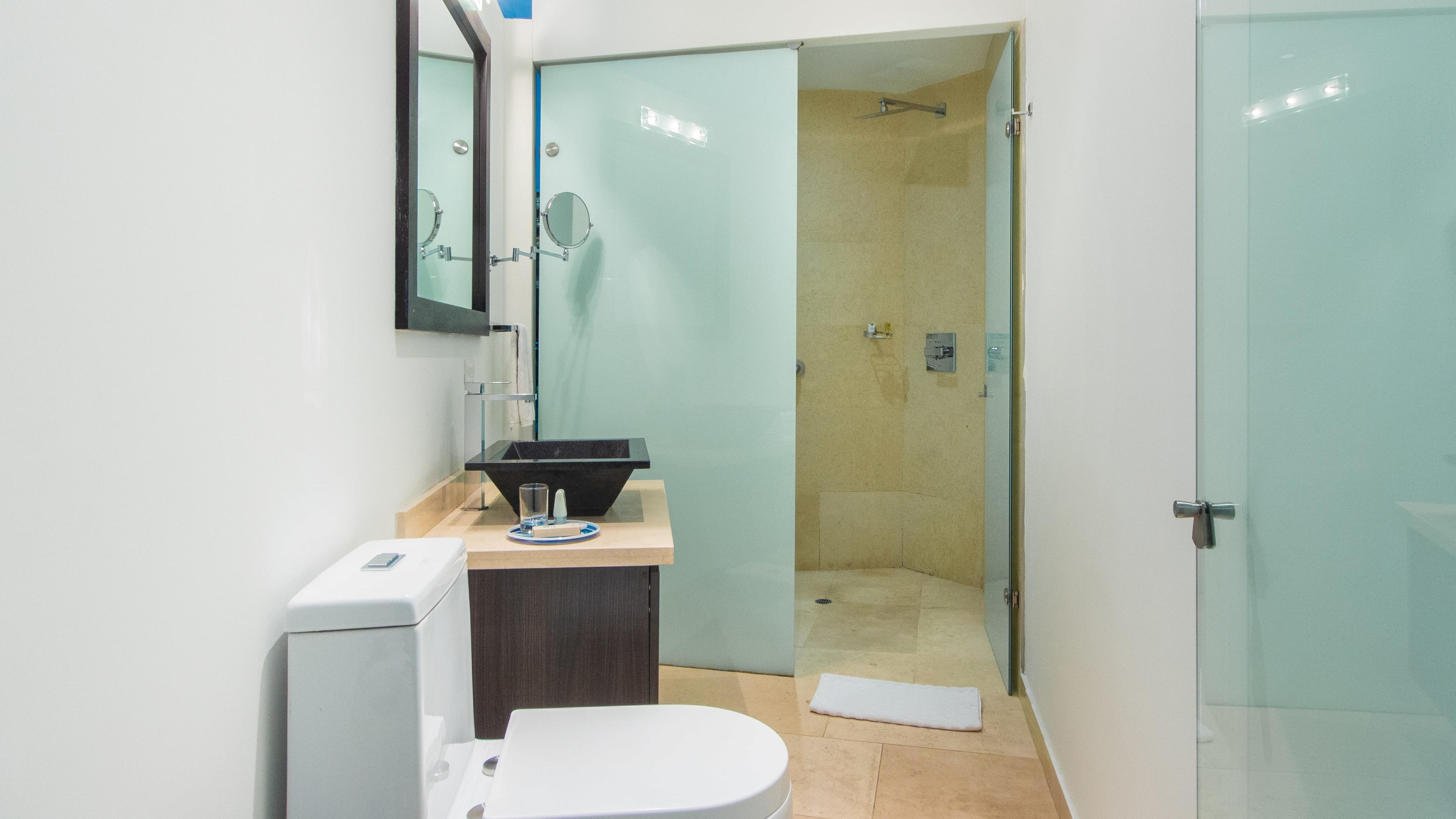 Baño Habitación First Class