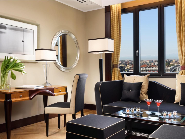 Suite with View | Principi Di Piemonte