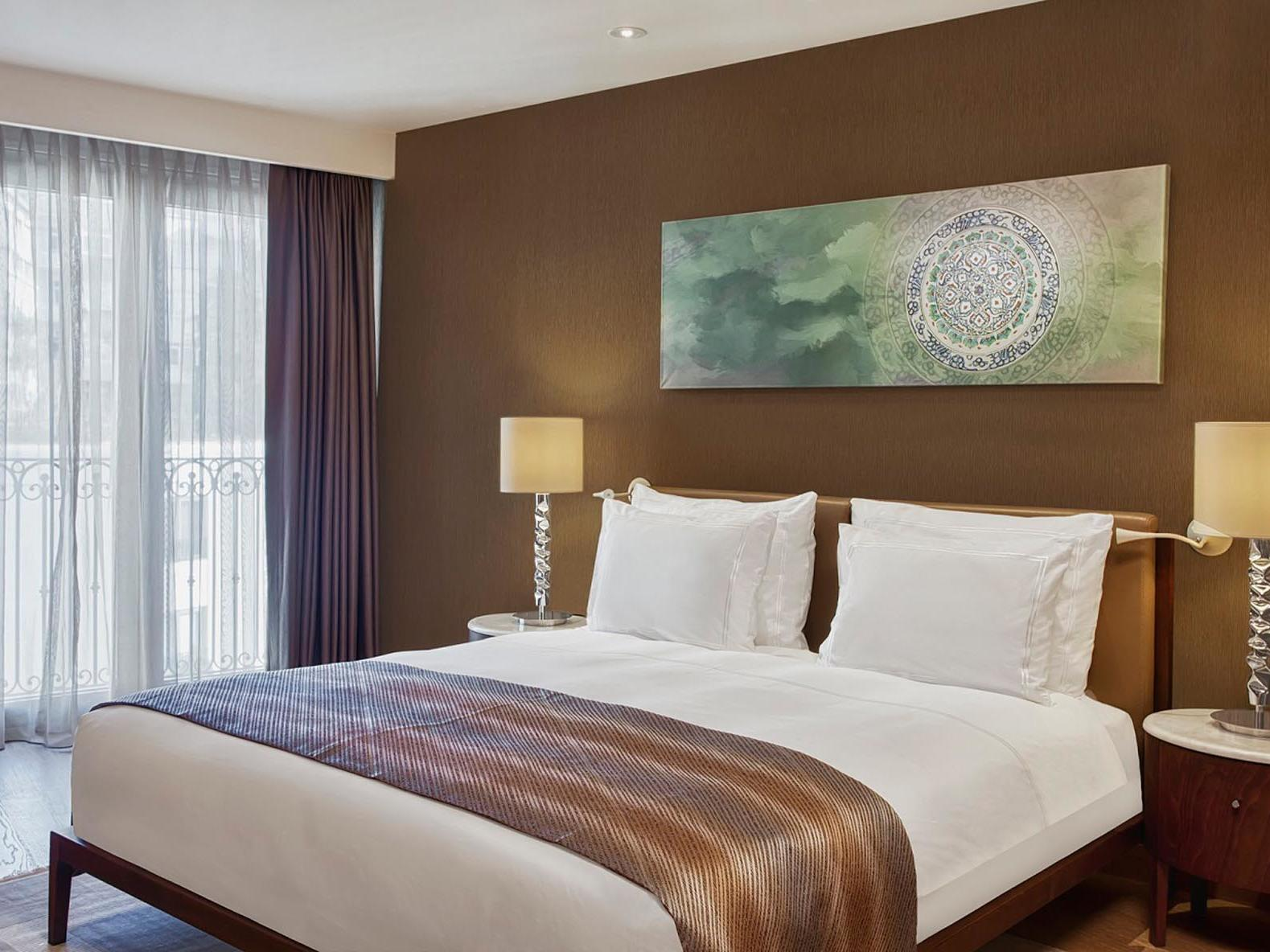 Four Bedroom Suite double bed