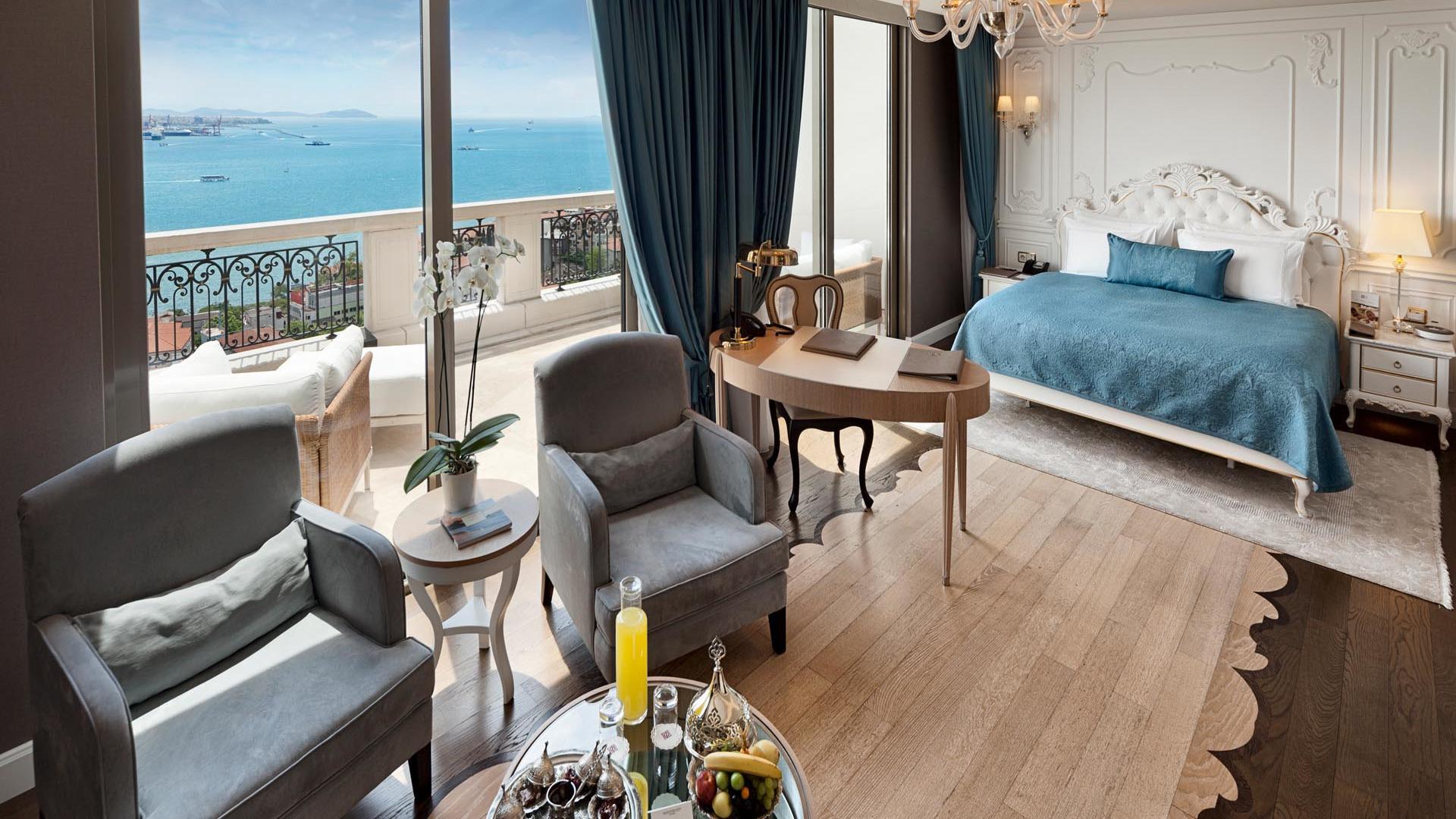 Terrace Suite view