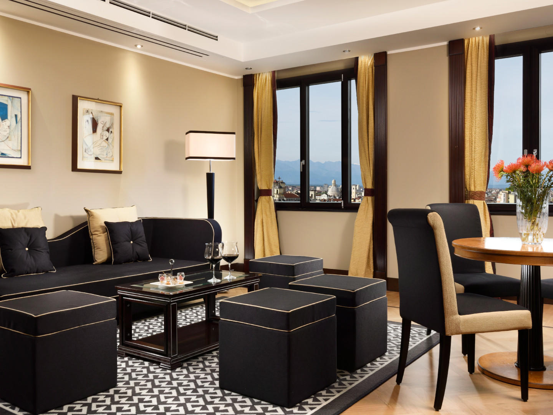 Diplomatic Suite | Principi di Piemonte