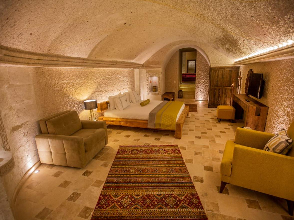 Royal Cave Suites at Anka Cave Suites in Cappadocia, Turkey