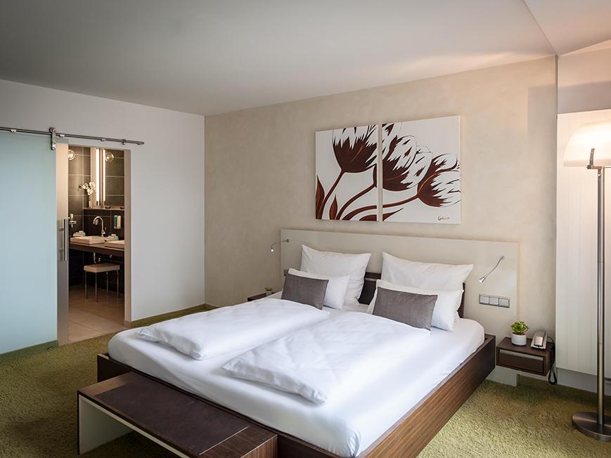 Deluxe Suite at Hotel Frankenland in Bad Kissingen, Germany