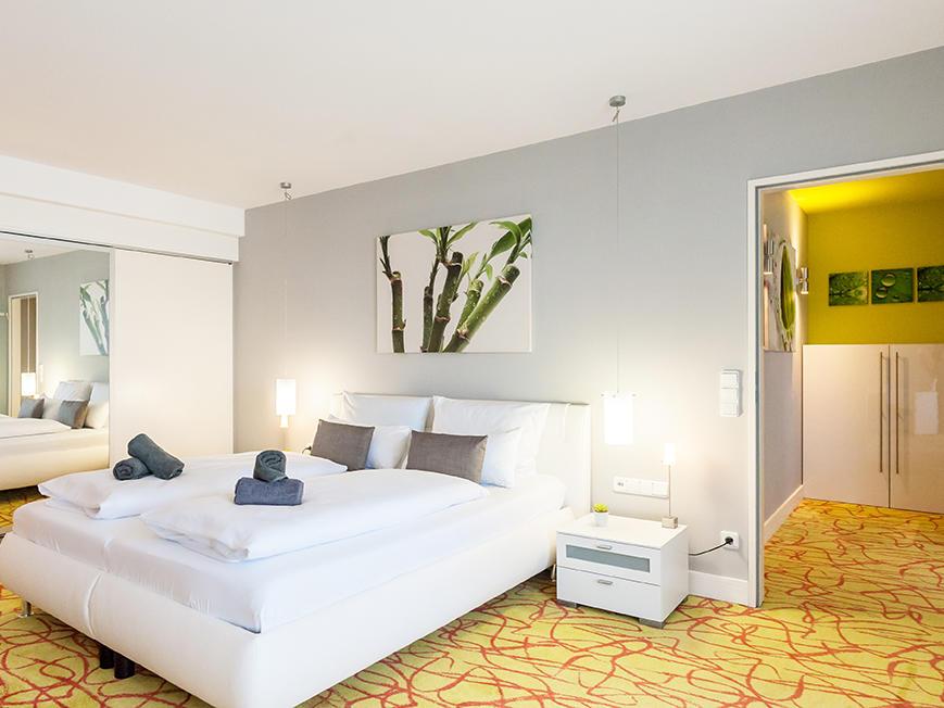 Suite 450 at Hotel Frankenland in Bad Kissingen, Germany