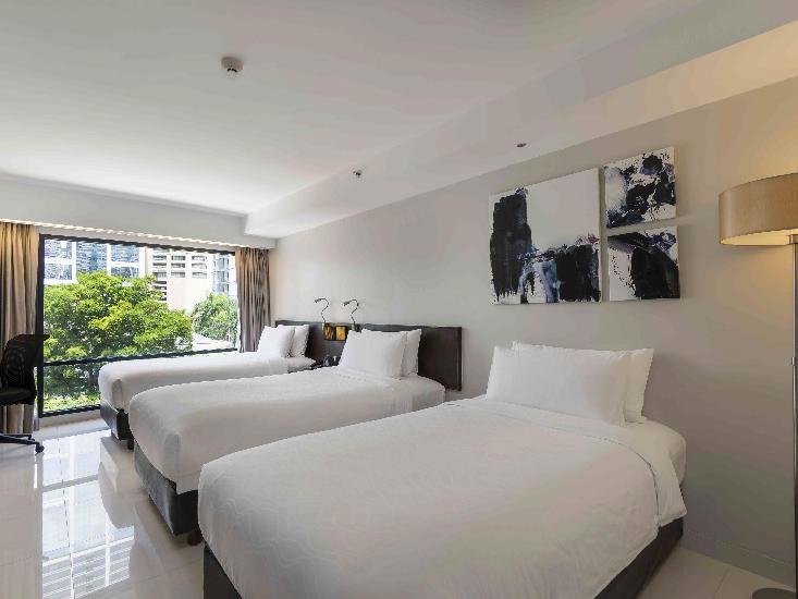 Triple Room at Maitria Hotel Sukhumvit 18