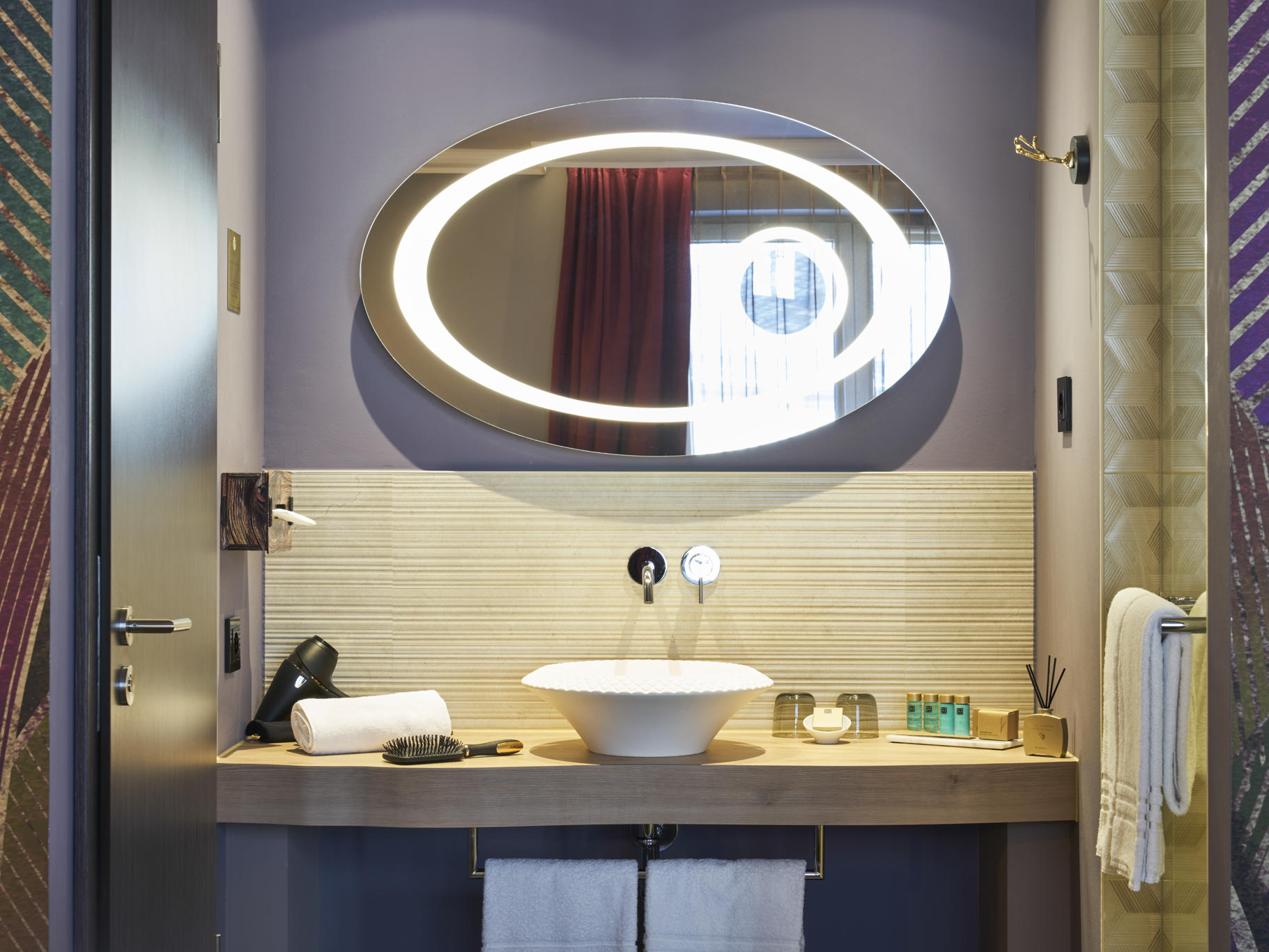 Grand Deluxe Triple Room at Classic Hotel Harmonie in Cologne