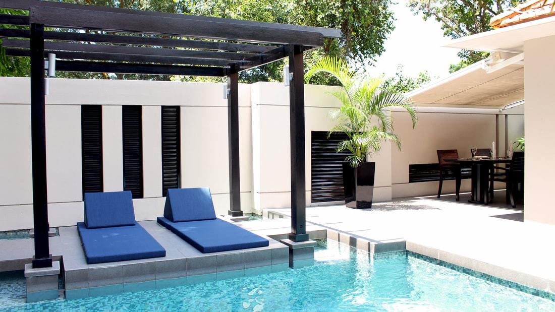One Bedroom Villa Sentosa Villa With Private Pool Rooms Suites