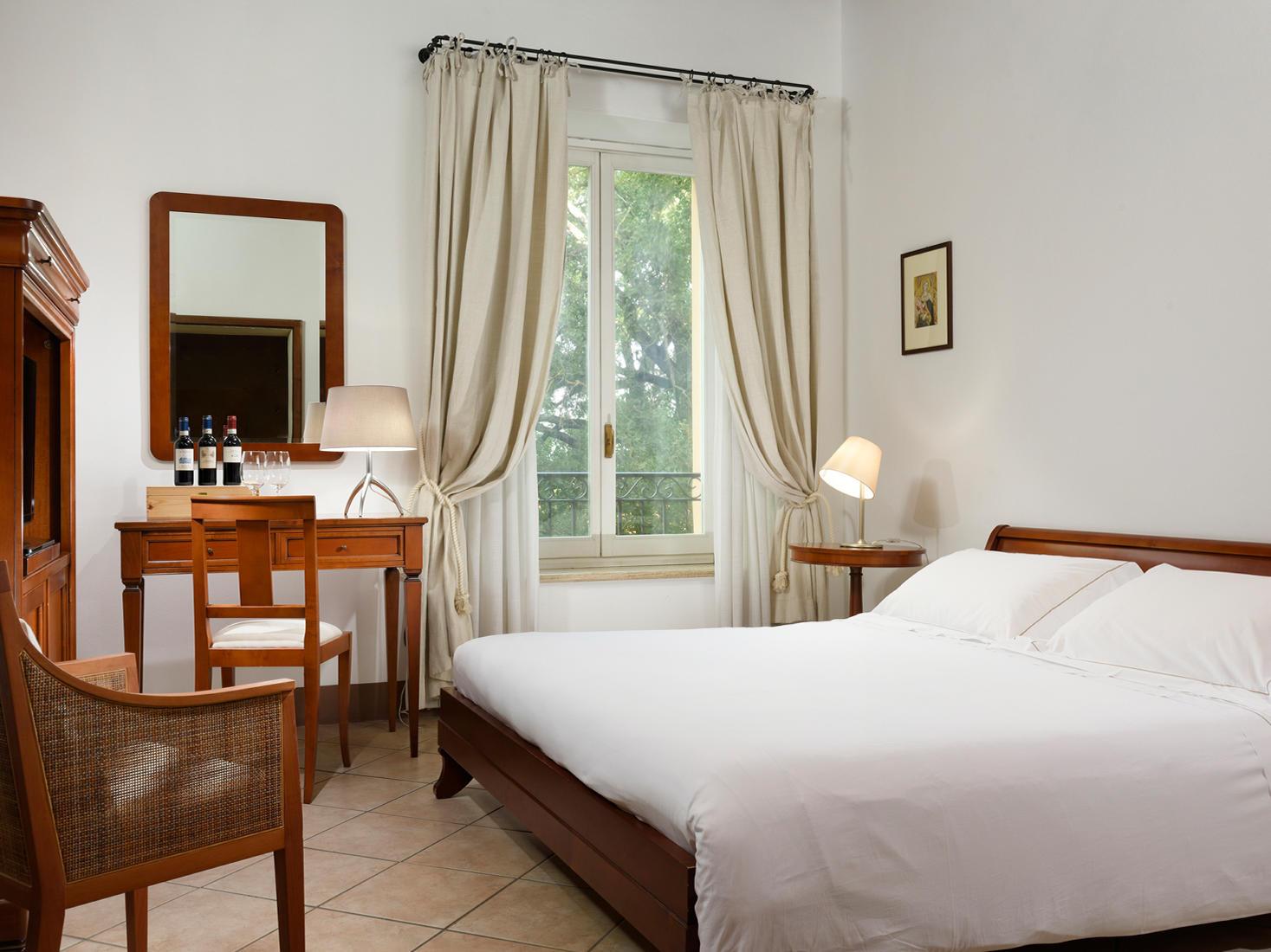 Classic Room | Relais Villa Grazianella
