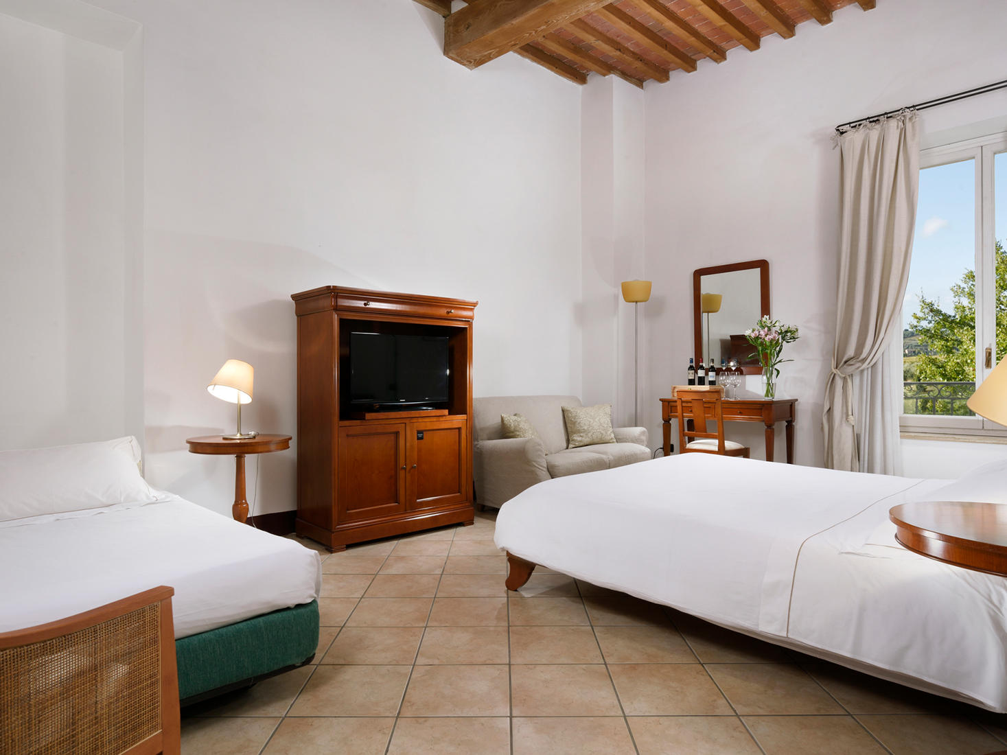Superior Room | Relais Villa Grazianella