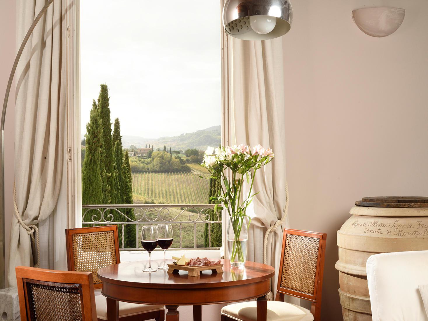 Suite Living | Relais Villa Grazianella