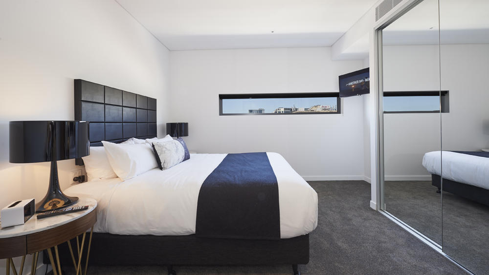 Accessible One Bedroom at Silkari Suites Chatswood