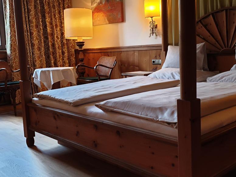 Family Vital Suite at Tiefenbrunner Hotel in Kitzbühel, Austria