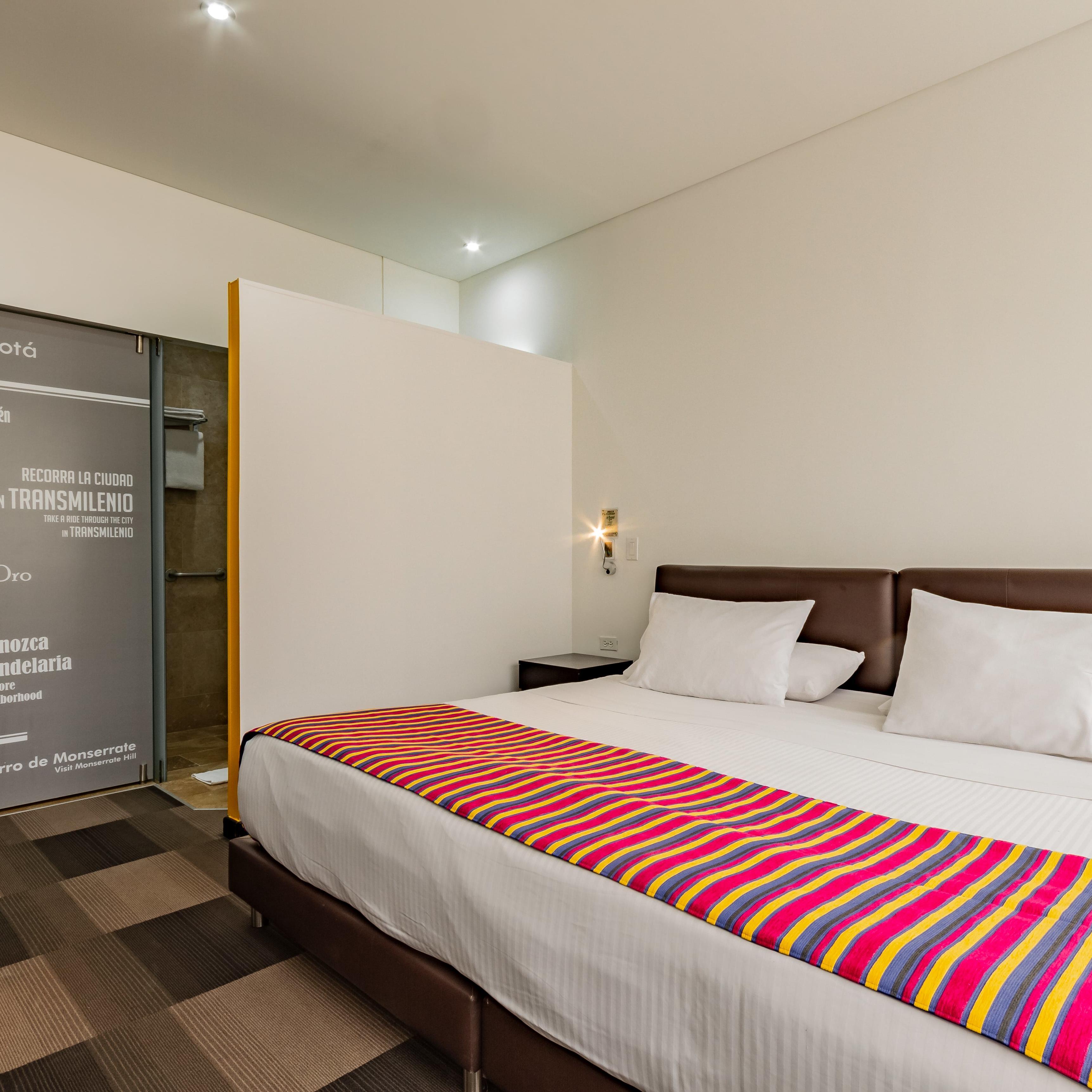 Habitación Superior Hotel TRYP Usaquén