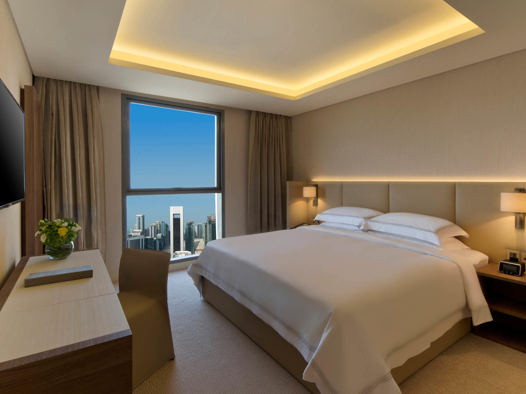 One bedroom suite at Rabban Suites in Doha