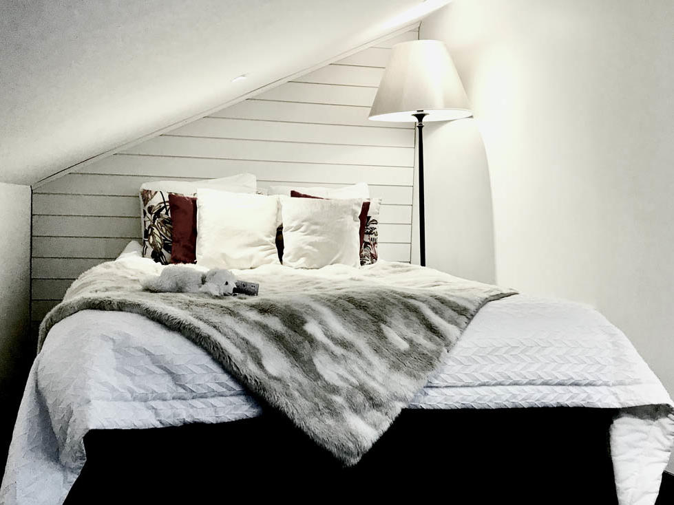 Mini Loft at Arctic Light Hotel in Rovaniemi, Finland