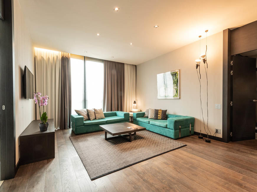 Deluxe Suite at DUPARC Contemporary Suites, Torino