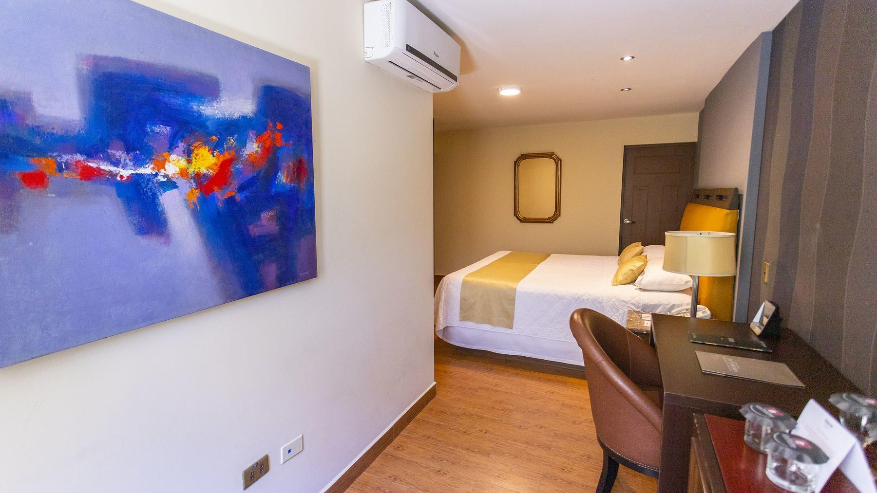 Apart Suite Auxiliar