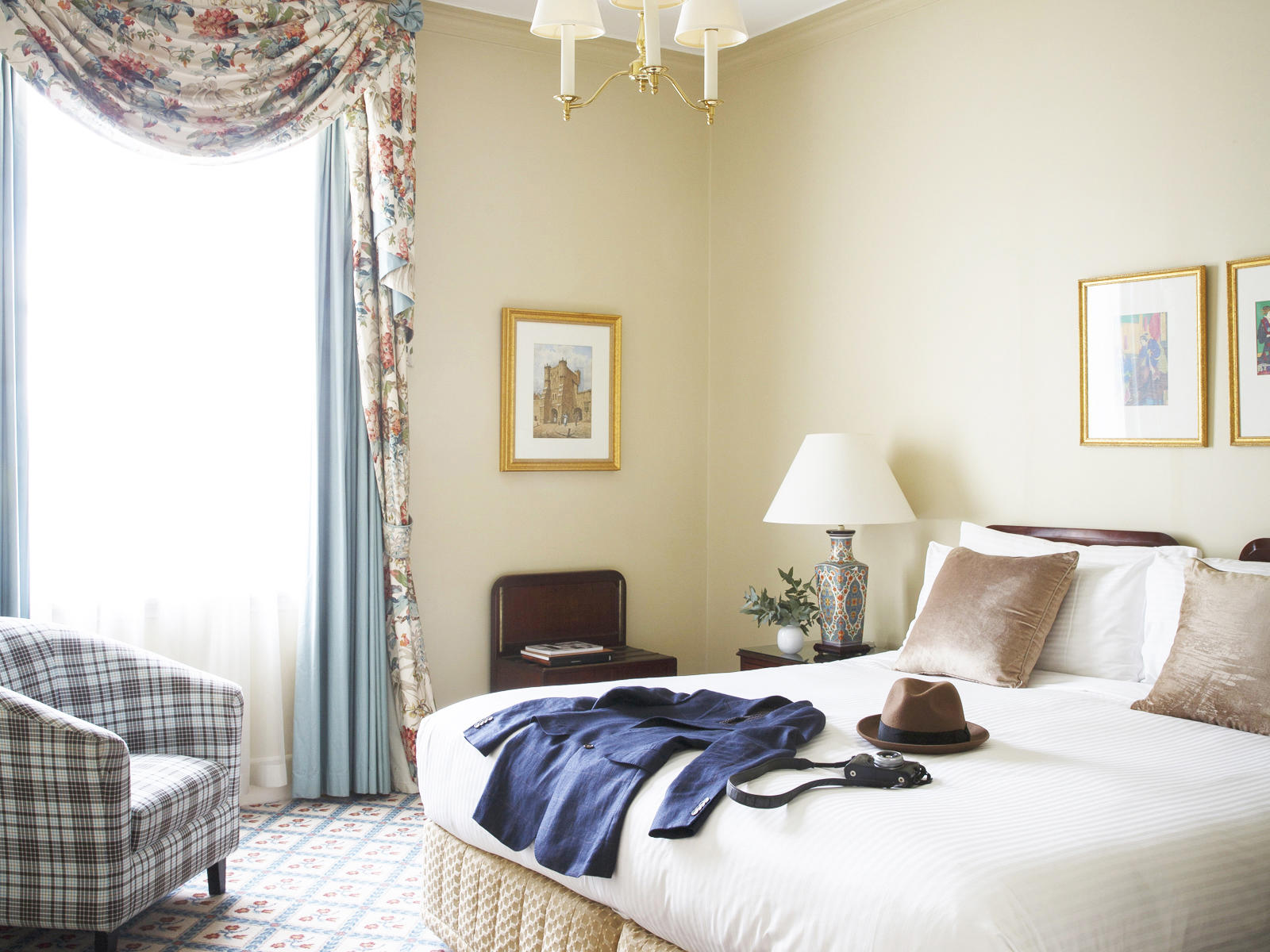 Rooms at The Hotel Windsor Melbourne
