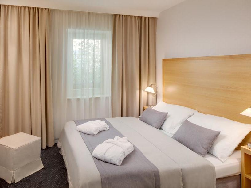 Junior Suite at Hotel Clement Prague