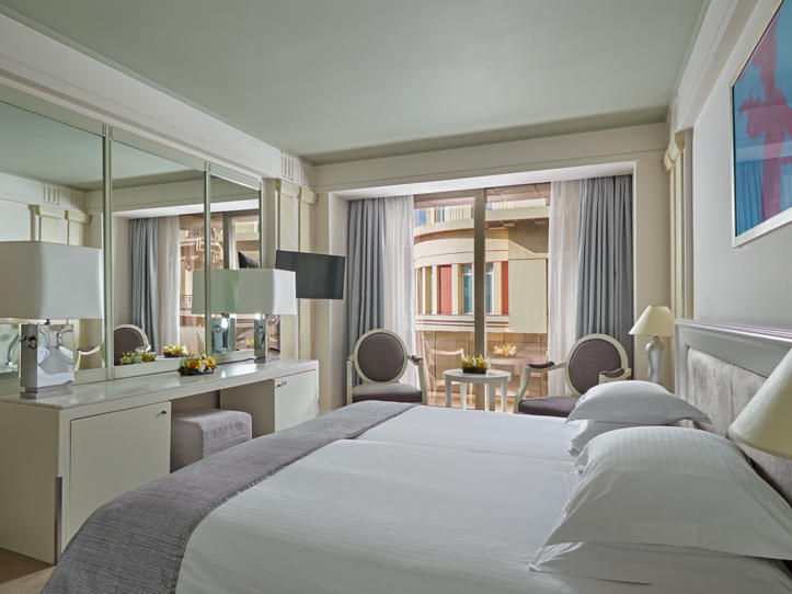 Superior Room with double bed at NJV Athens Plaza Hotel