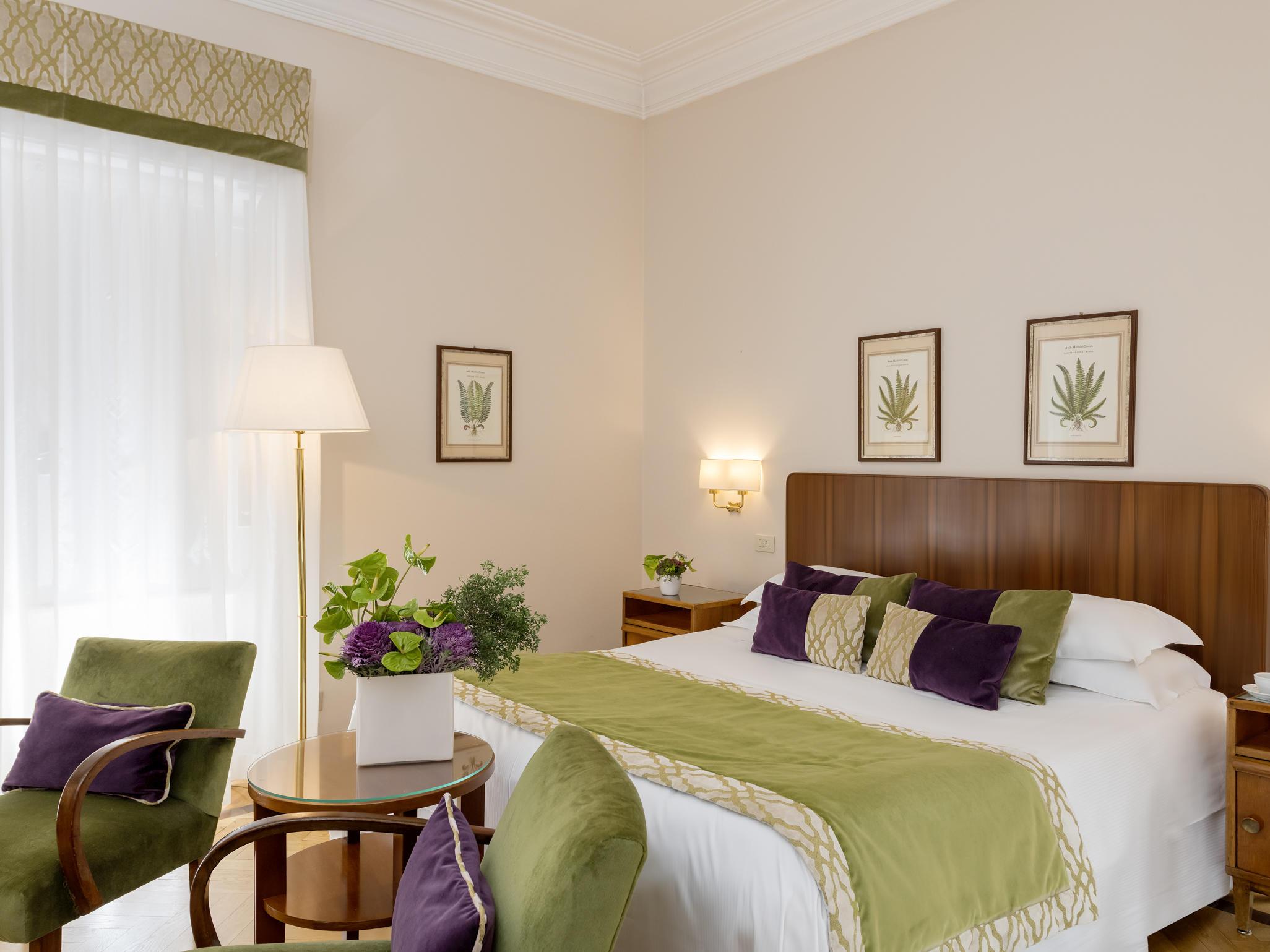 Classic Double Room in Bettoja Hotel Atlantico