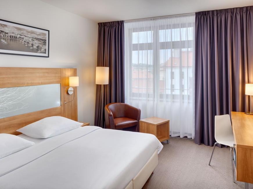 Standard Room at Hermitage Hotel Prague