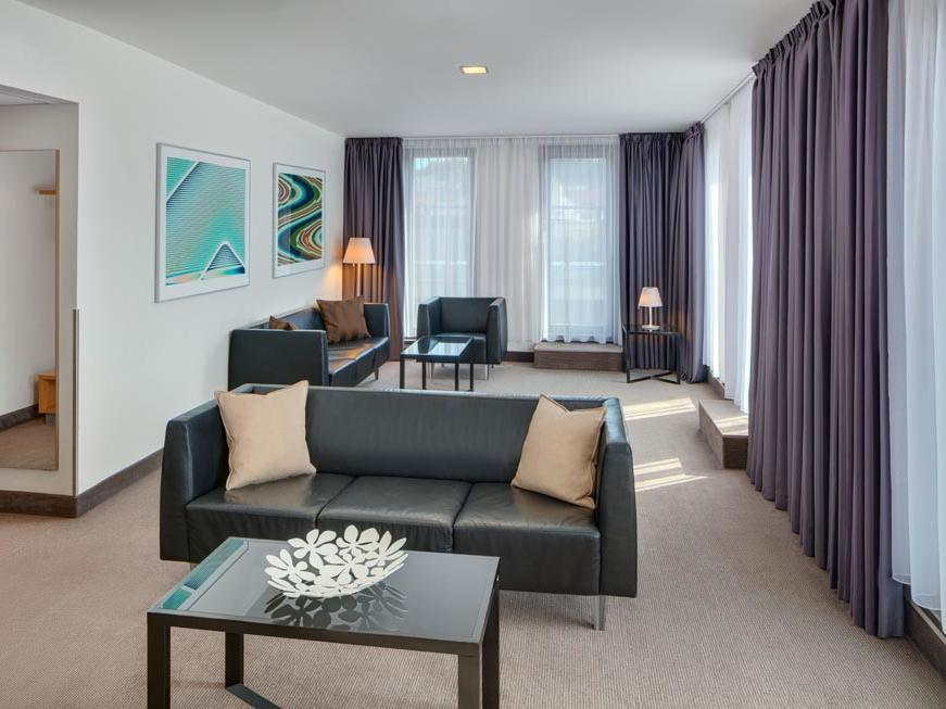Suite at Hermitage Hotel Prague