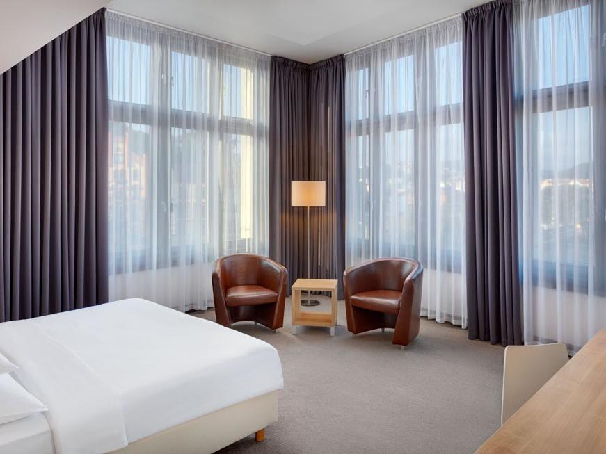 Superior Room at Hermitage Hotel Prague