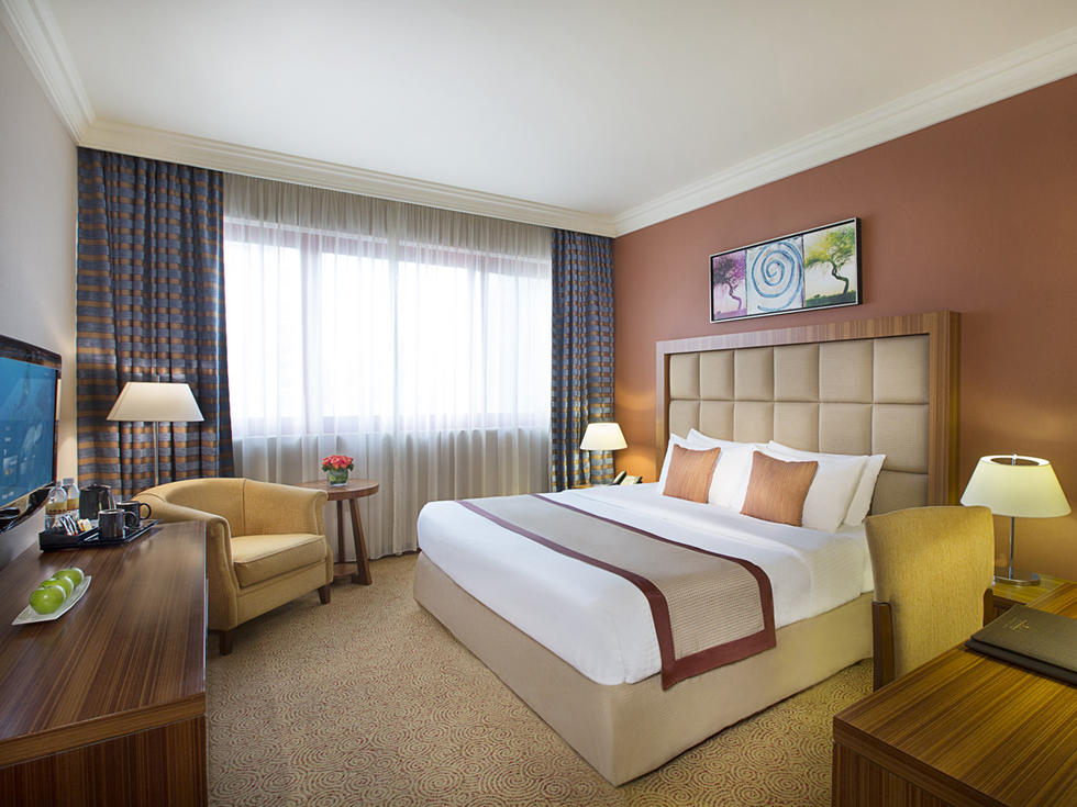 Premium Room at City Seasons Al Hamra in Abu Dhabi