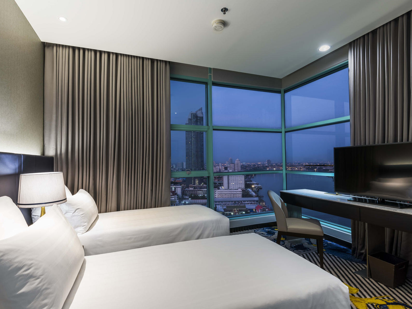 Grand Suite Two Bedroom River View at Chatrium Hotel Riverside