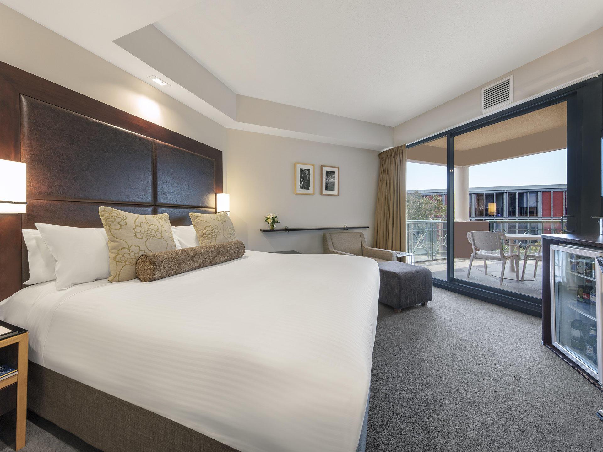 Superior King Spa Room at Amora Hotel