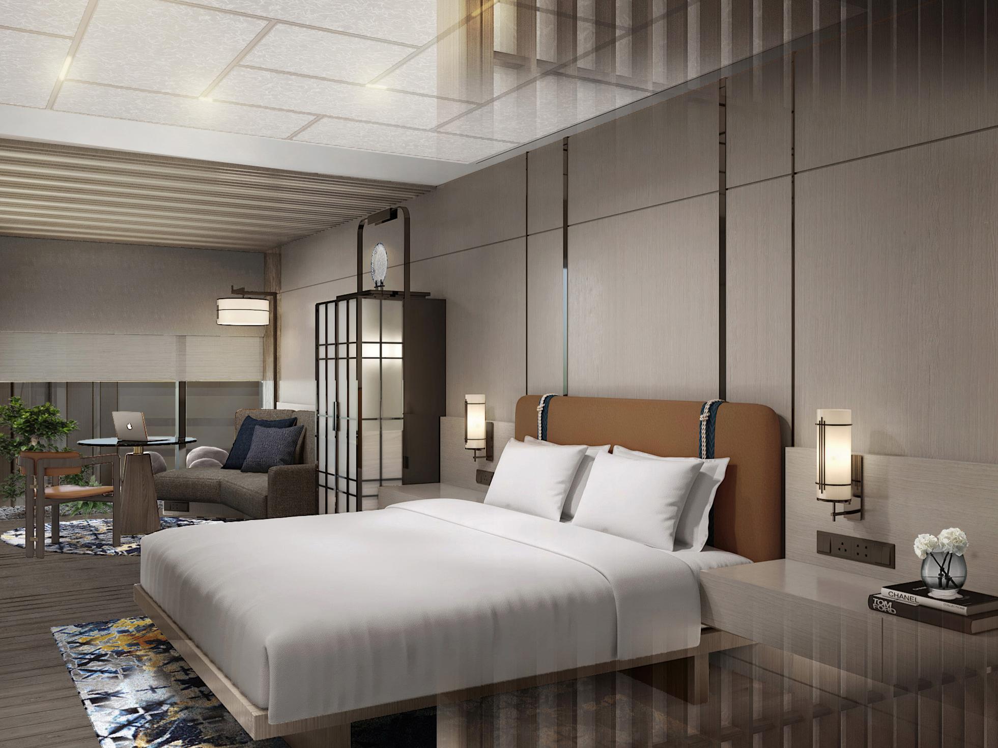 Luxury Accommodation in Manila | Places to Stay | Hotel Okura Manila