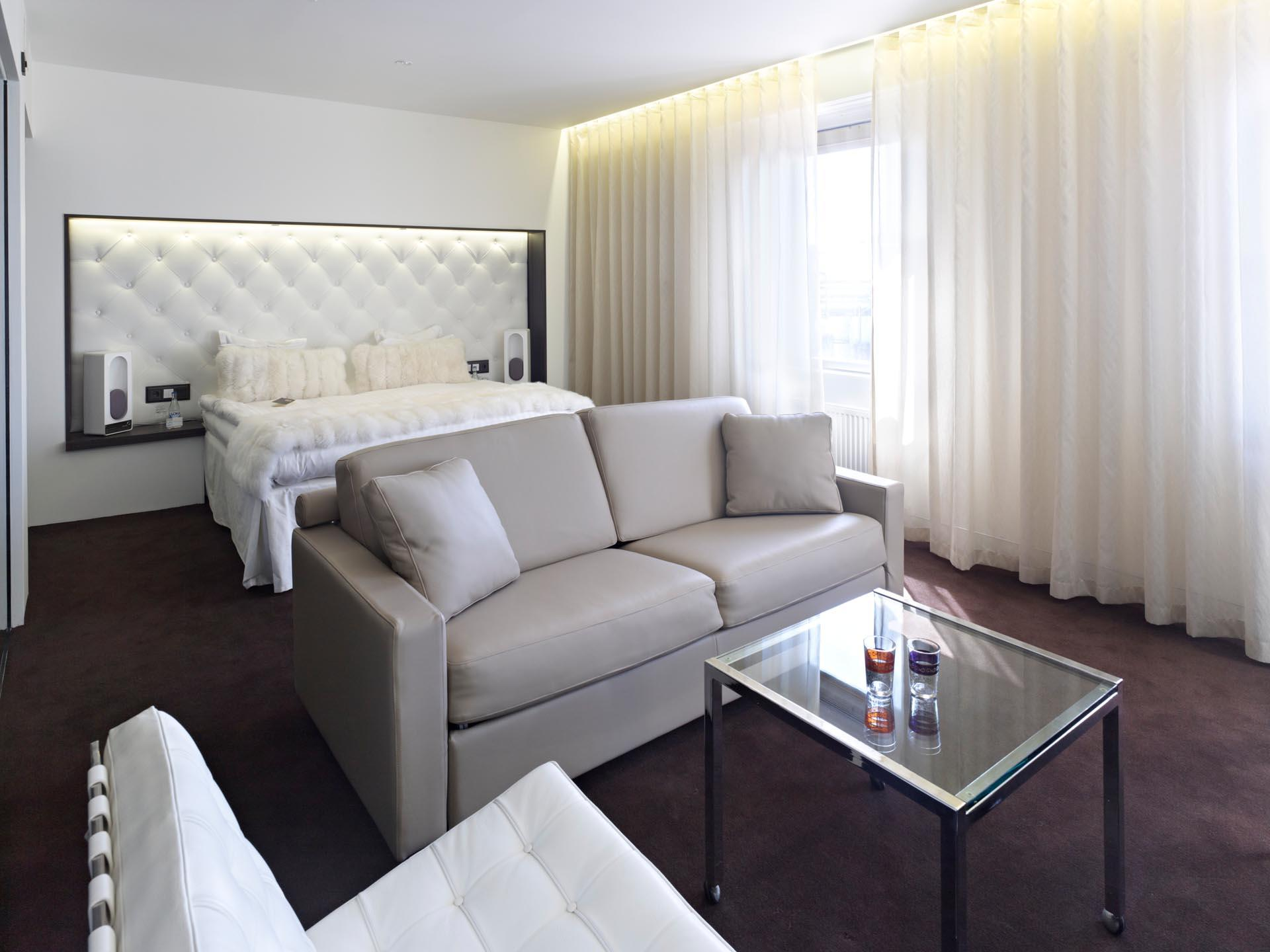 Premium Junior Suite at Hotel Riverton, Gothenburg