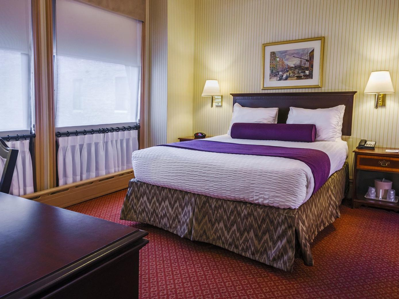 Queen Bedroom Interior
