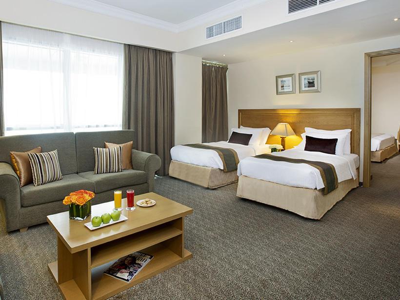 Family Suite at City Seasons Dubai