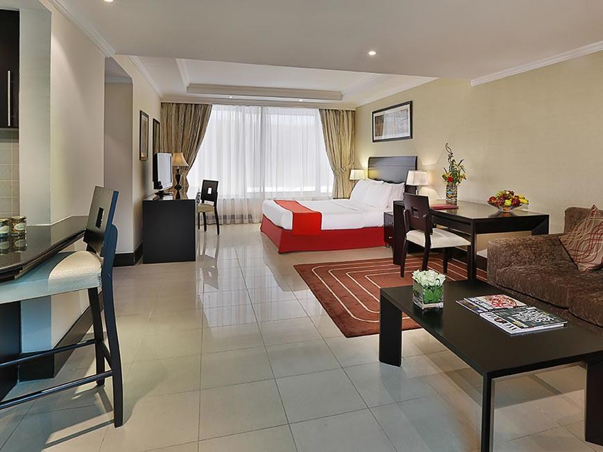 Junior Suite at City Seasons Al Ain