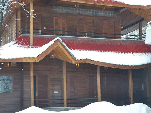 Celestial Cottage at ManuAllaya Resort Spa Manali in Himachal Pradesh, India
